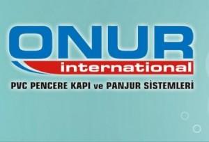 ONUR PVC ALUMİNYUM PANJUR