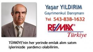 Remax Bursa Emlak Gayrimenkul Danışmanı