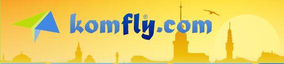 Komfly – Ucak Gemi Bileti – Internetten online – Amsterdam