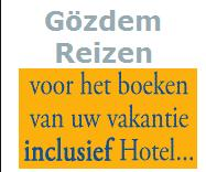 Gözdem Reizen – Ucak Gemi Bilet – Rotterdam