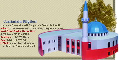 Ulu Cami – Bergen op zoom