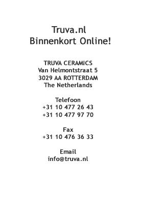 Truva Tegels – Sanitair – Keukens – Mutfak – Seramik – Rotterdam