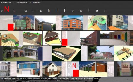 eNa architecten ( Mimarlik Burosu ) – BERGEN OP ZOOM