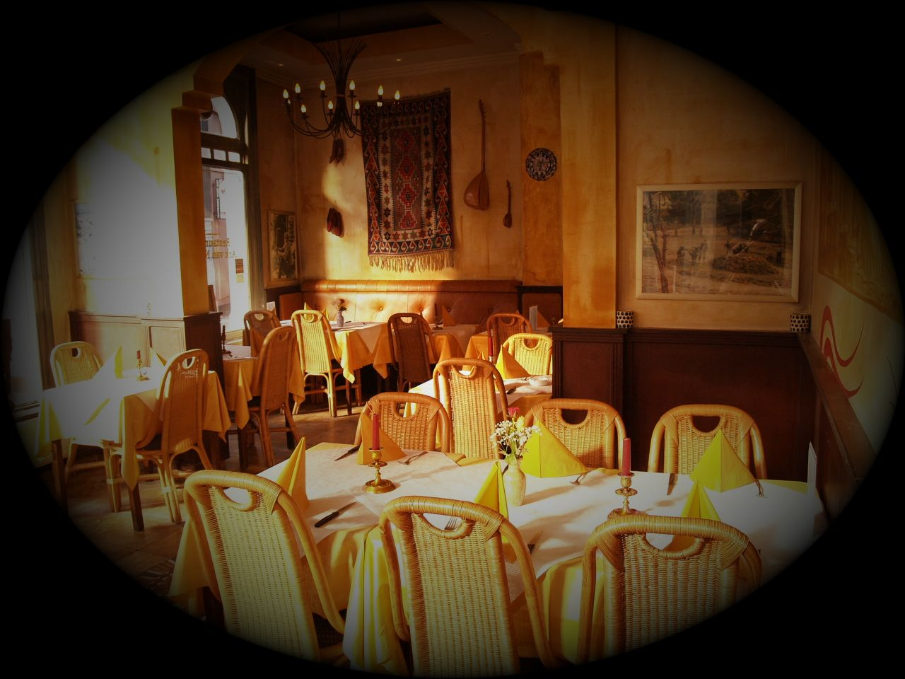 Turkse Specialiteiten Restaurant Ark van Noach